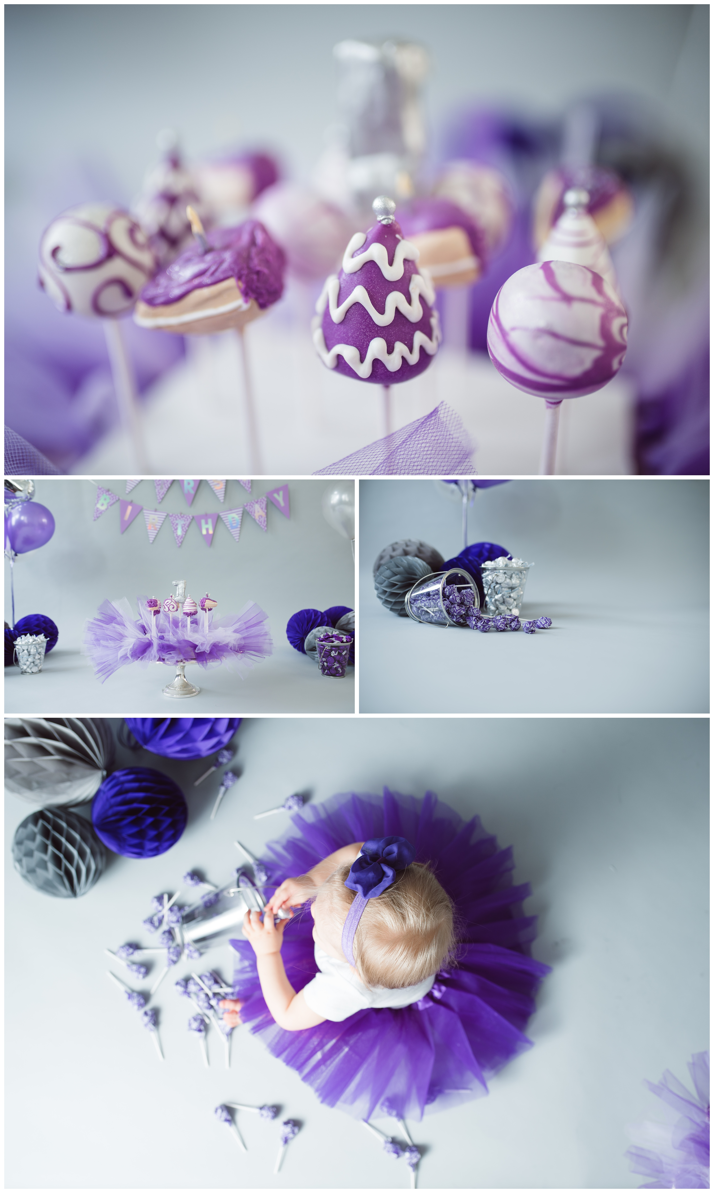 Virginia Beach baby photoshoot, Chesapeake one year cake pop smash, baby girl one year photoshoot, Virginia Beach child photographer, Chesapeake baby photos