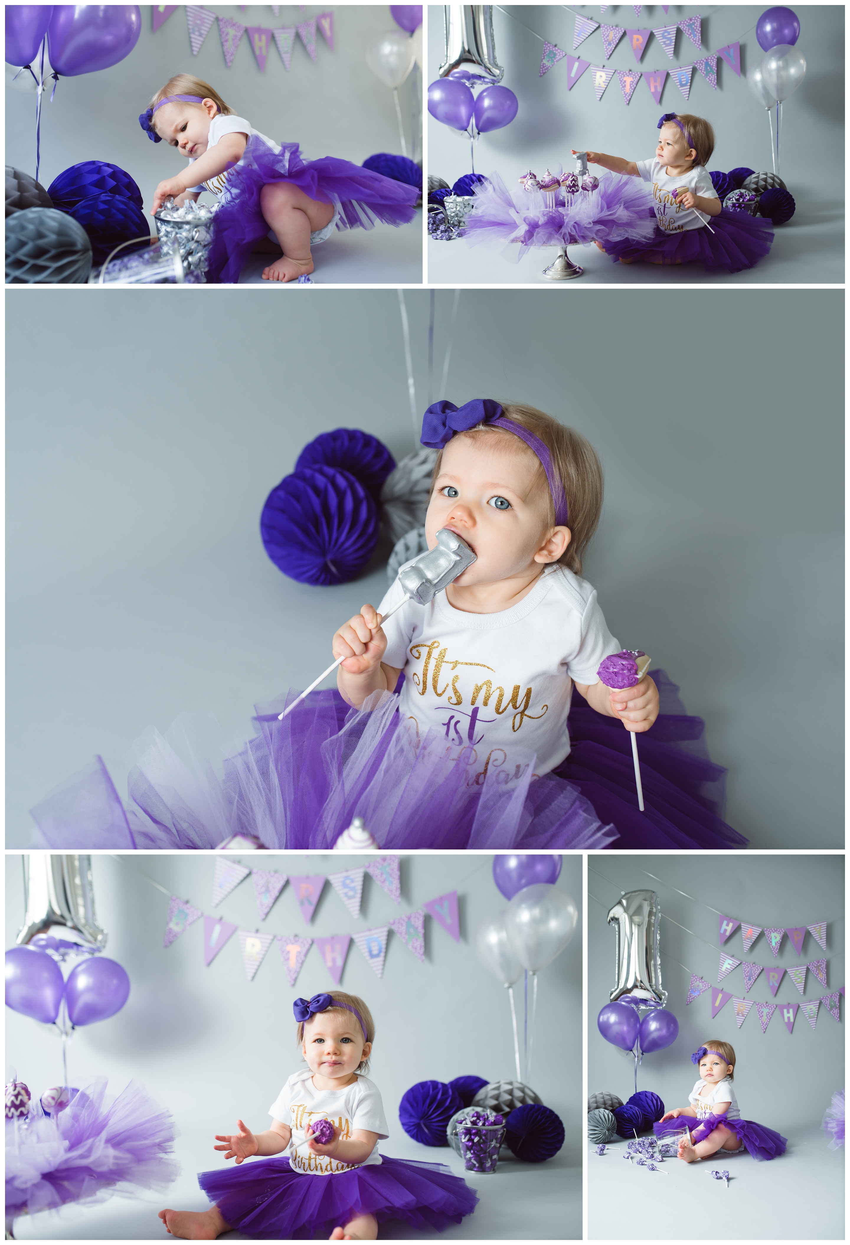 Virginia Beach baby photoshoot, Chesapeake child photoshoot, first year birthday photoshoot, Cake pop session