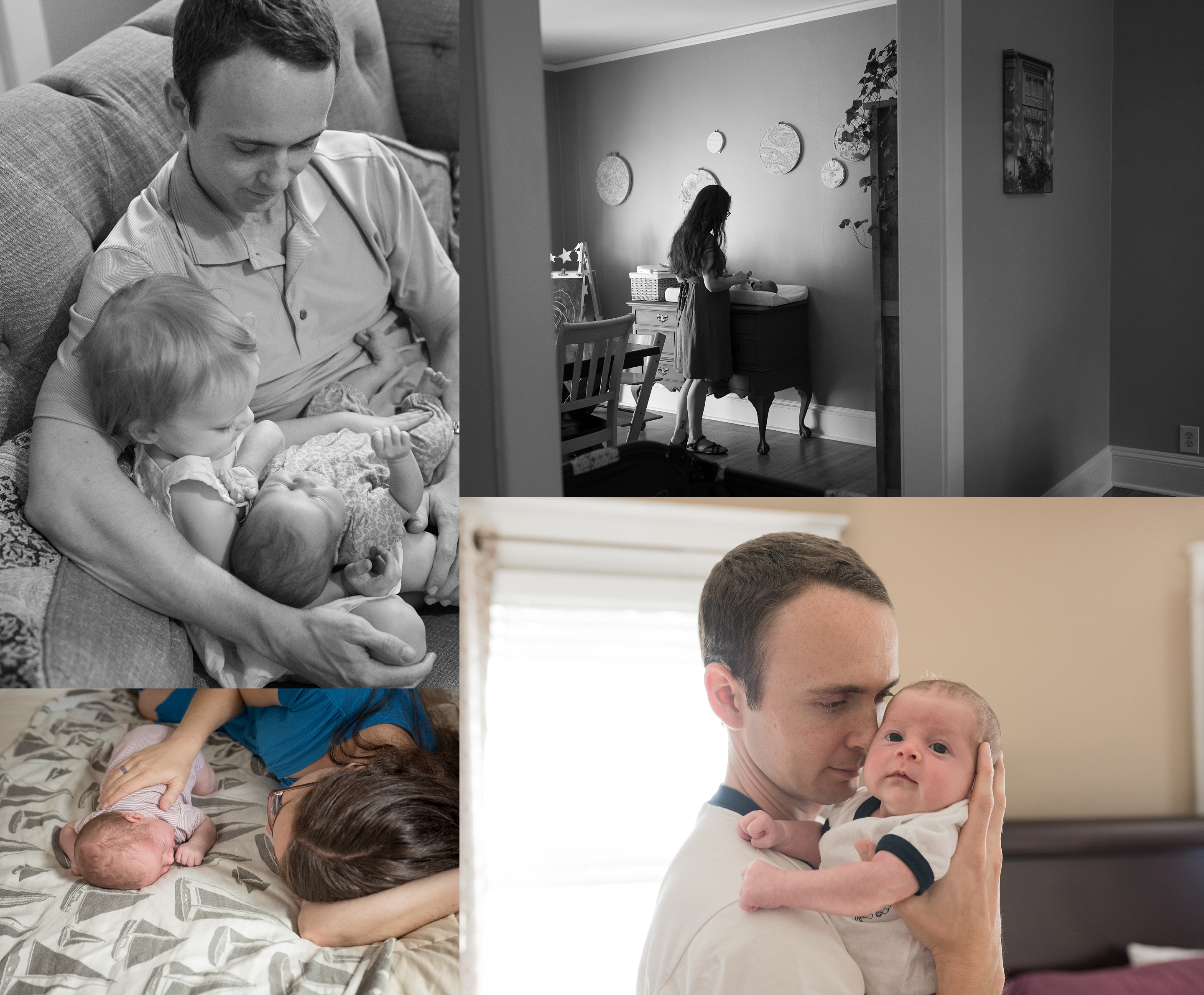 Chesapeake baby photographer, in-home photo session, lifestyle session, Hampton Roads photographer